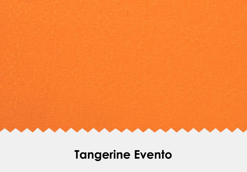 Tangerine Evento Drape