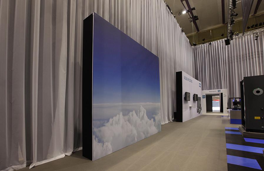 AV Drop Modular Backdrop System