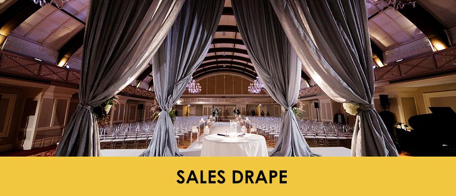Sales Drape