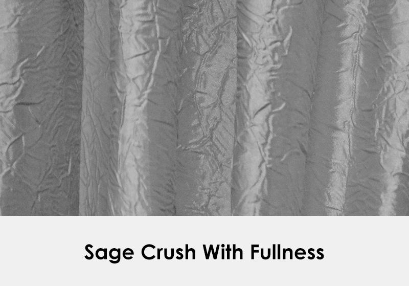Sage Crush with Fullness