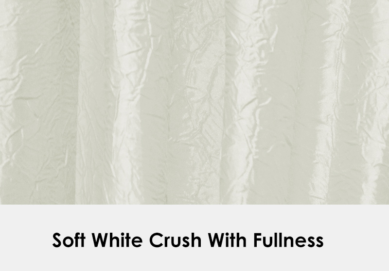 Crush Soft White with Fullness