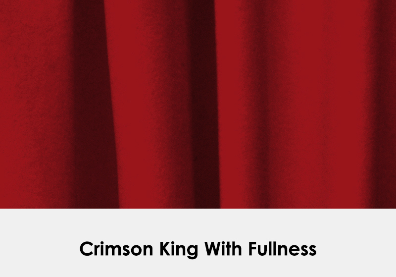 King Crimson with Fullness
