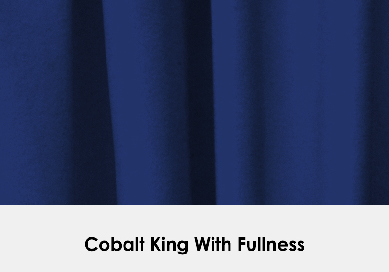King Cobalt with Fullness