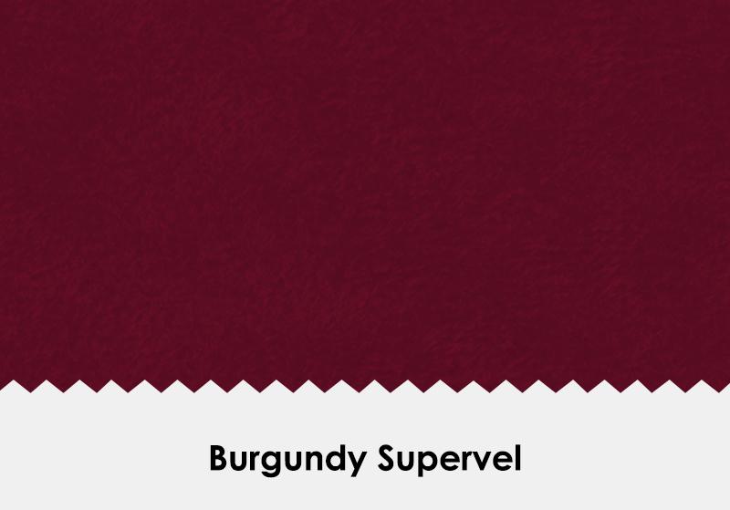 Supervel Burgundy