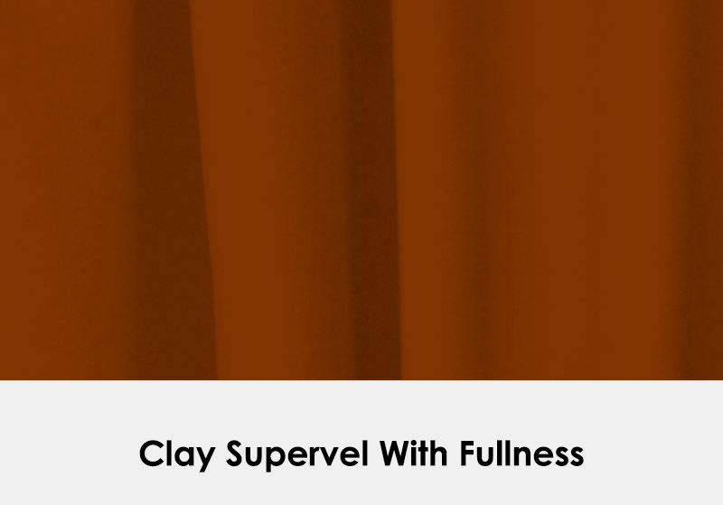 Supervel Clay with Fullness