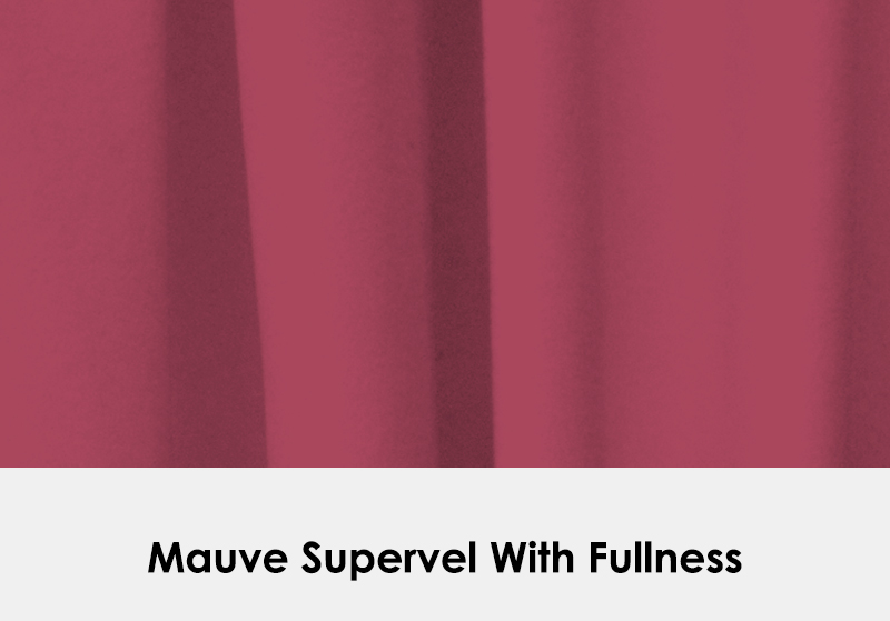 Supervel Mauve with Fullness