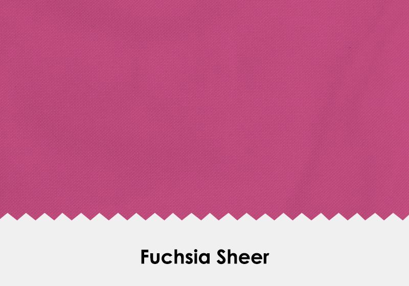 Sheer Fuchsia