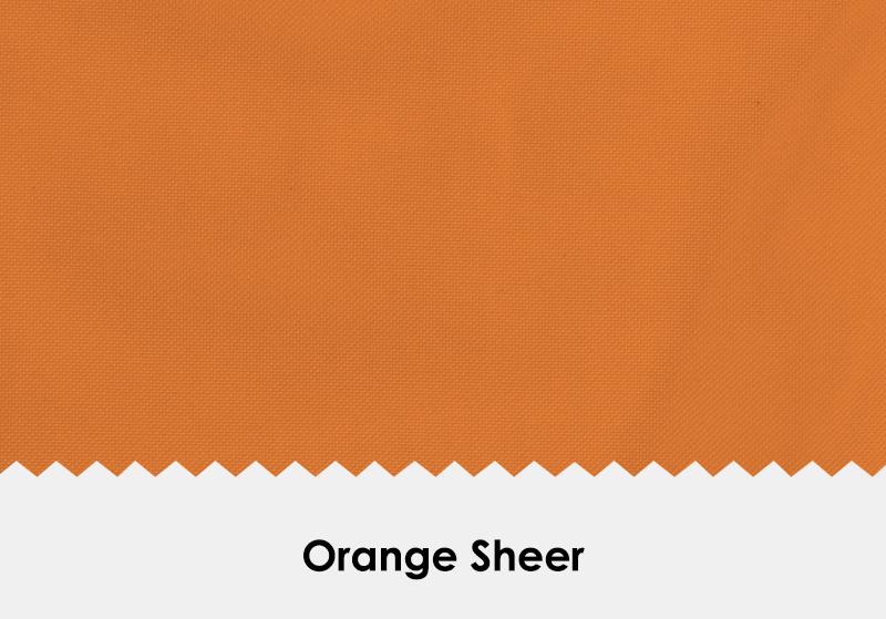 Sheer Orange