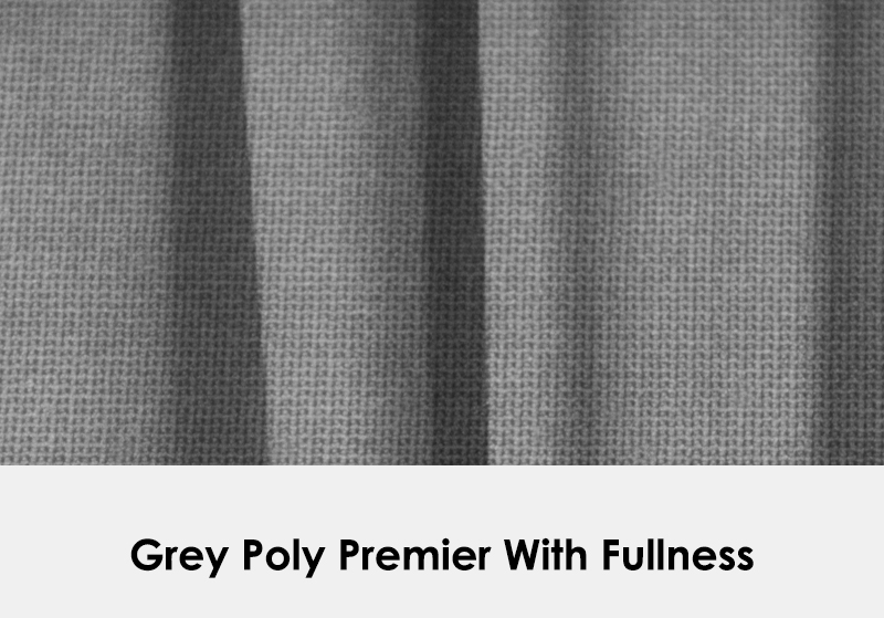Poly Grey with Fullness