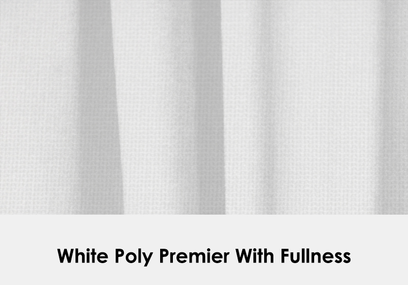 Poly White with Fullness