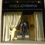 Dolce Gabbana Custom Drape