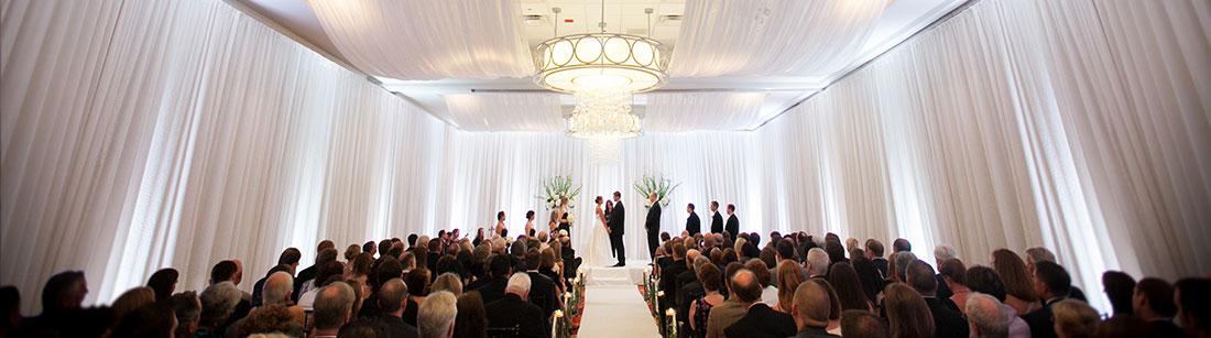 Wedding Drape - Muslin