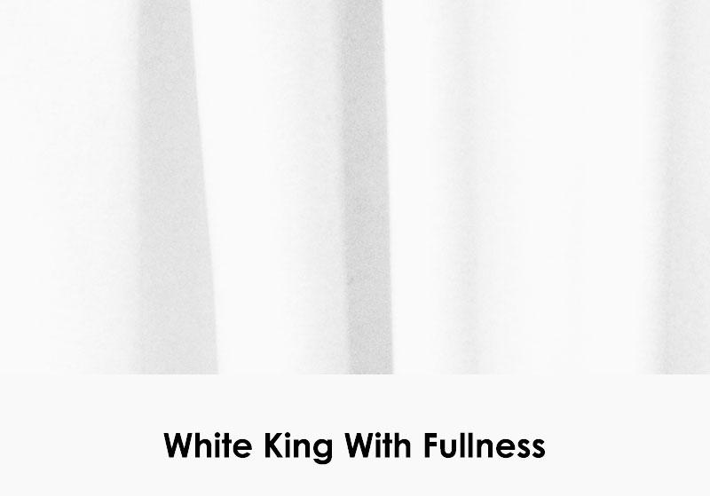 King White Full