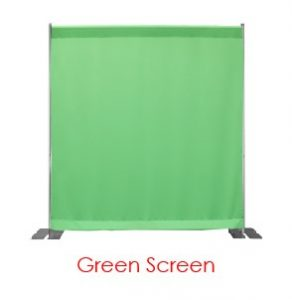 Green Screen Virtual Event Backdrops