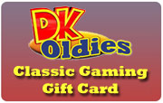 DKOldies Gift Card