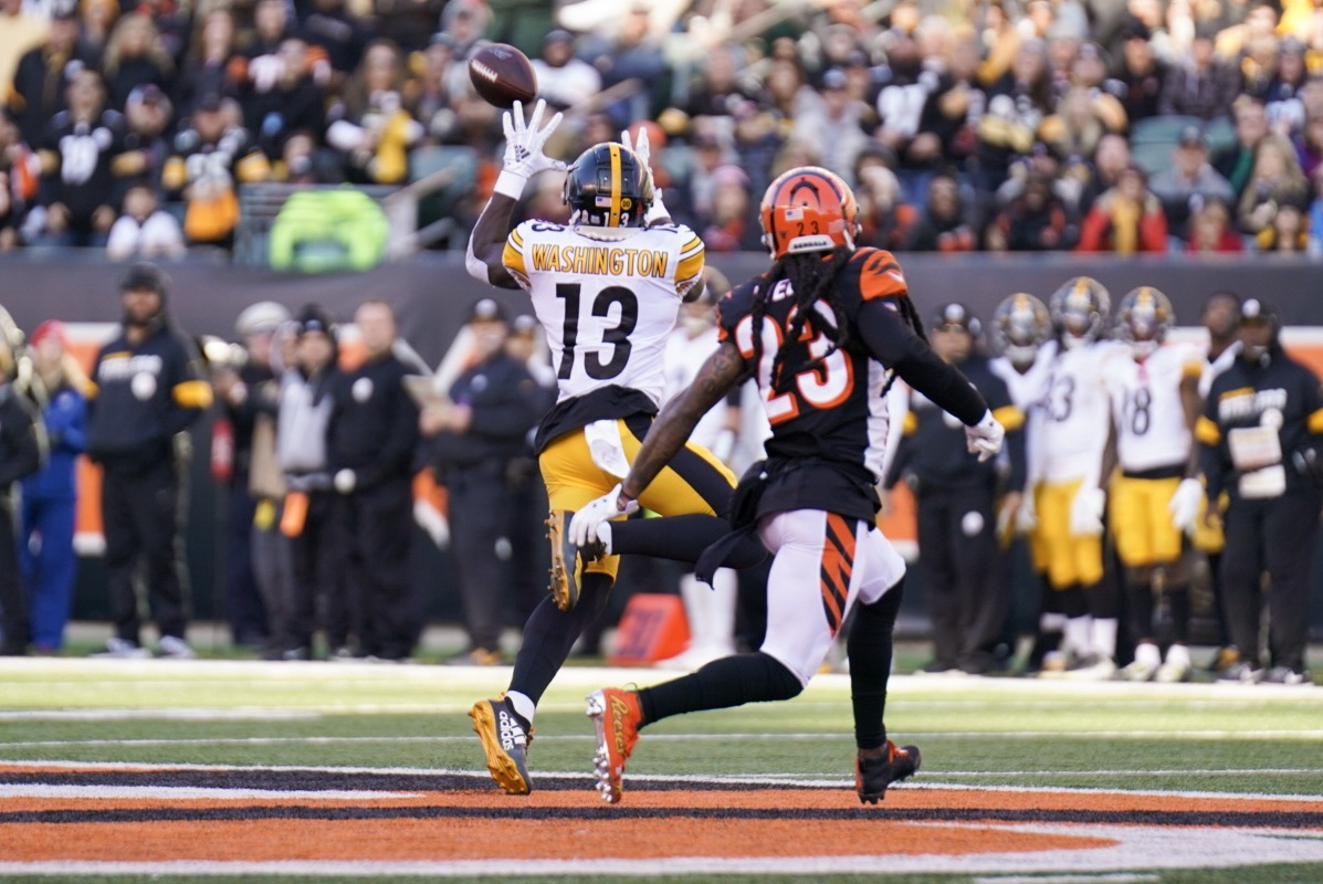 How To Watch Steelers Vs Bengals 1 02 P M Tv Streaming