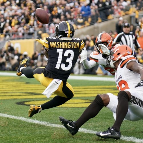 James-washington-pittsburgh-steelers-touchdown-browns