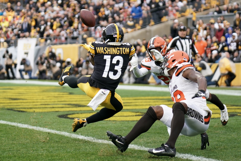 James-washington-pittsburgh-steelers-touchdown-browns
