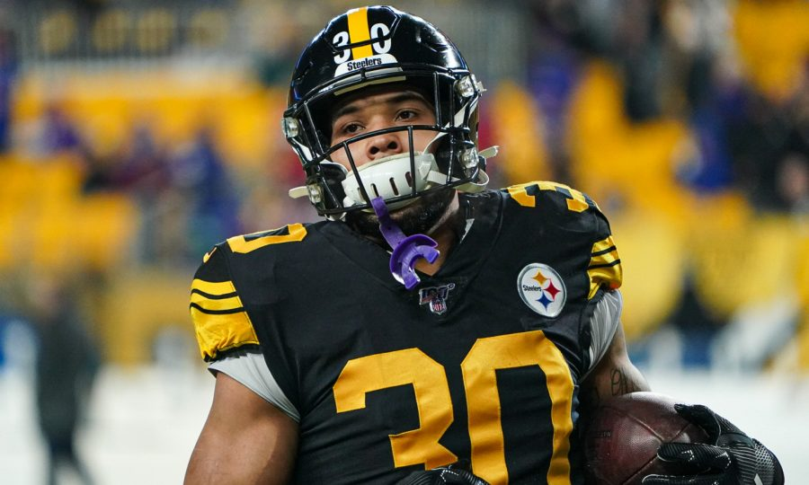 James-Conner-pittsburgh-steelers-buffalo-bills
