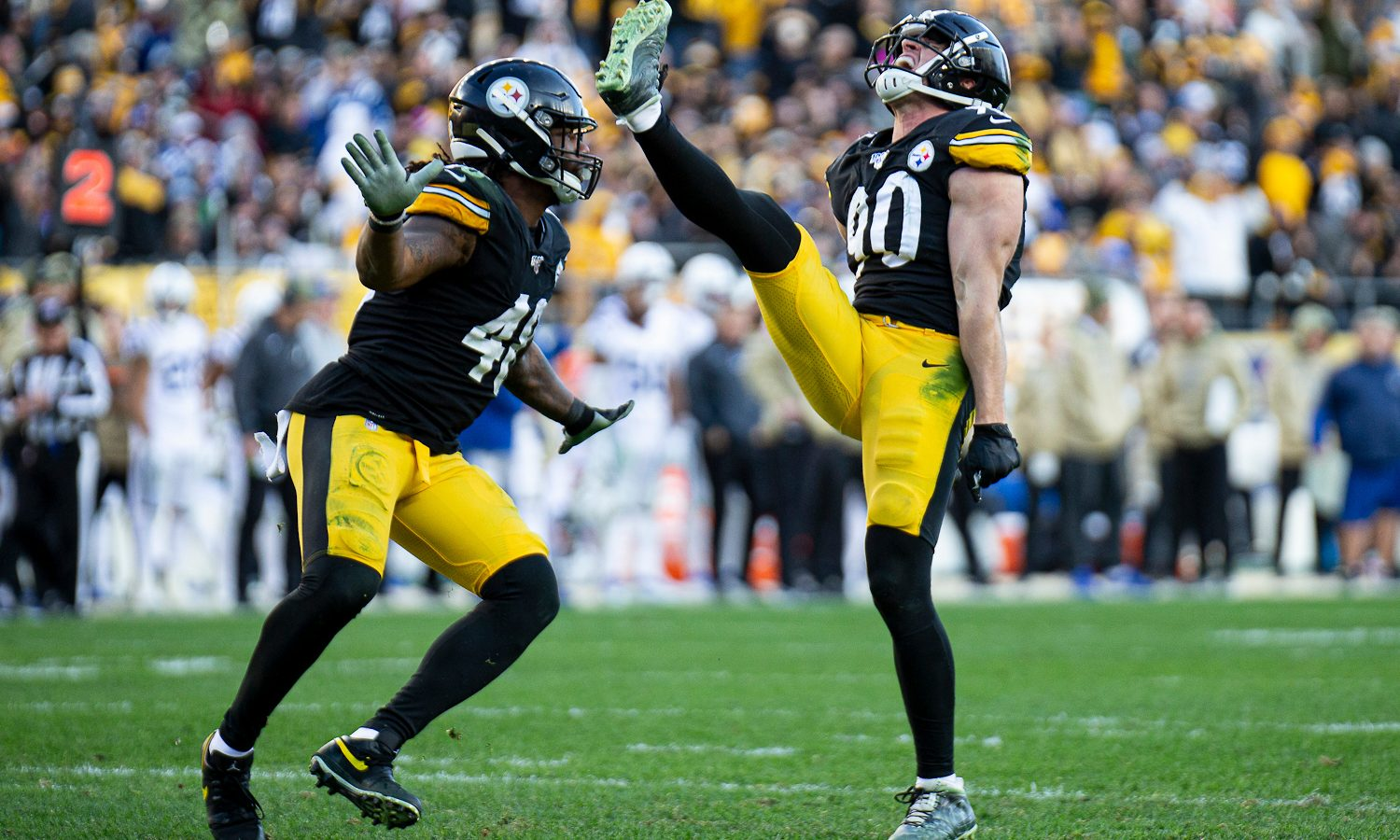 Steelers defense has a chance to be great ... with a championship