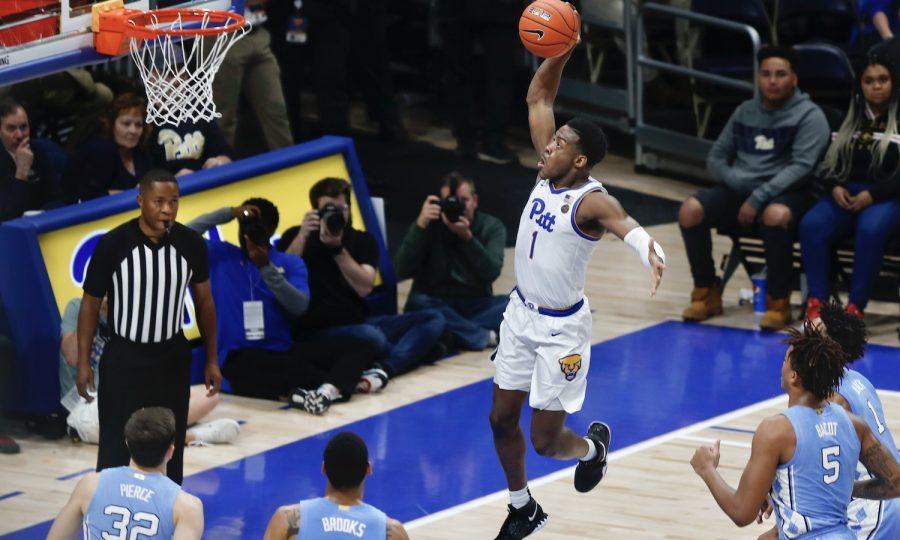 Xavier-Johnson-pitt-panthers-basketball-north-carolina
