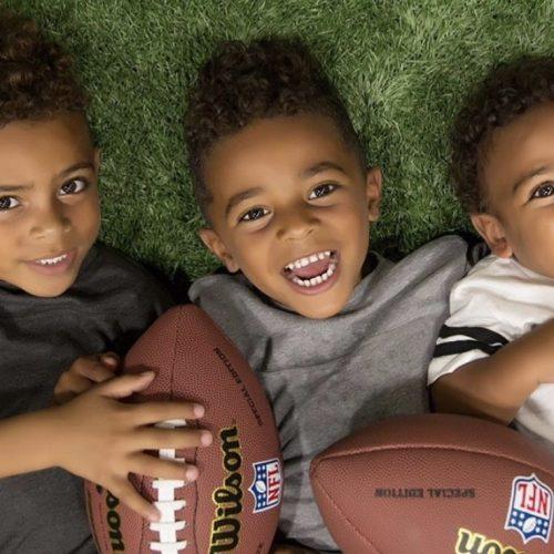 antonio-brown-chelsie-kyriss-children