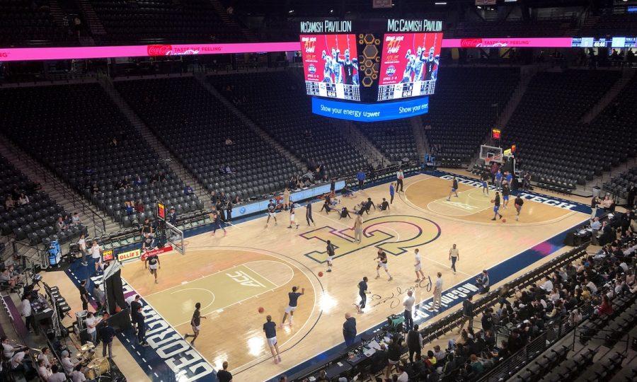 Pitt-georgia-tech-basketball-mccamish-pavilion