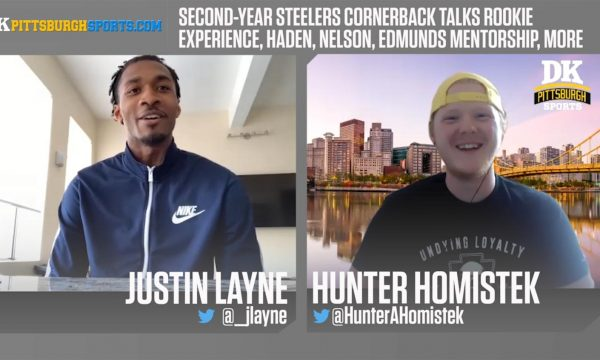 Justin-Layne-Hunter-Homistek-dk-pittsburgh-sports-interview-video