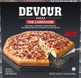 The Carnivore Pizza