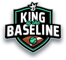 King of the Baseline Logo