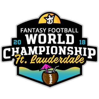 Fantasy Football World Championship Logo