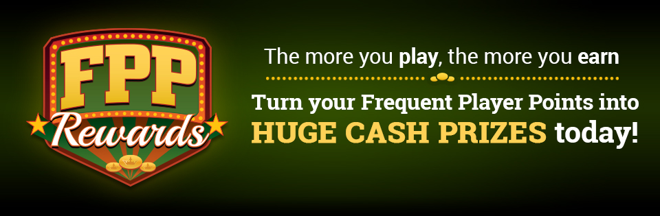 Frequent Player Points Store