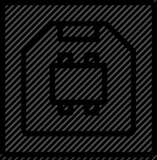 USB-A Logo