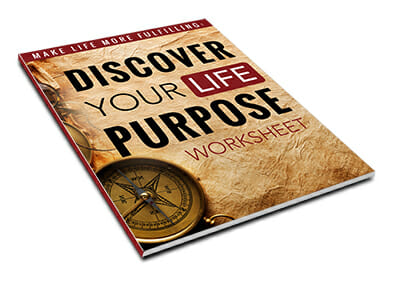 Big Escape Free Yourself Finding Your Life Purpose Worksheet Mockup 3