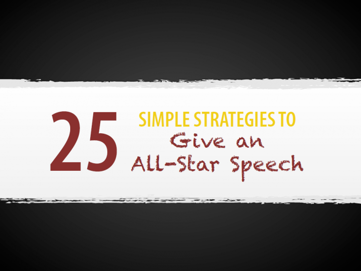 25-Strategies-To-Give-An-All-Star-Speech Mockup