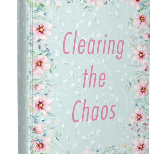Spring Cleaning and Decluttering Home Organization Journal Printable Pages