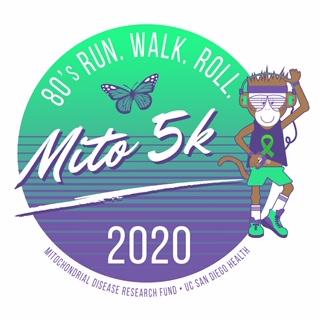 2020 UCSD Mito 5k 80's Fun Run