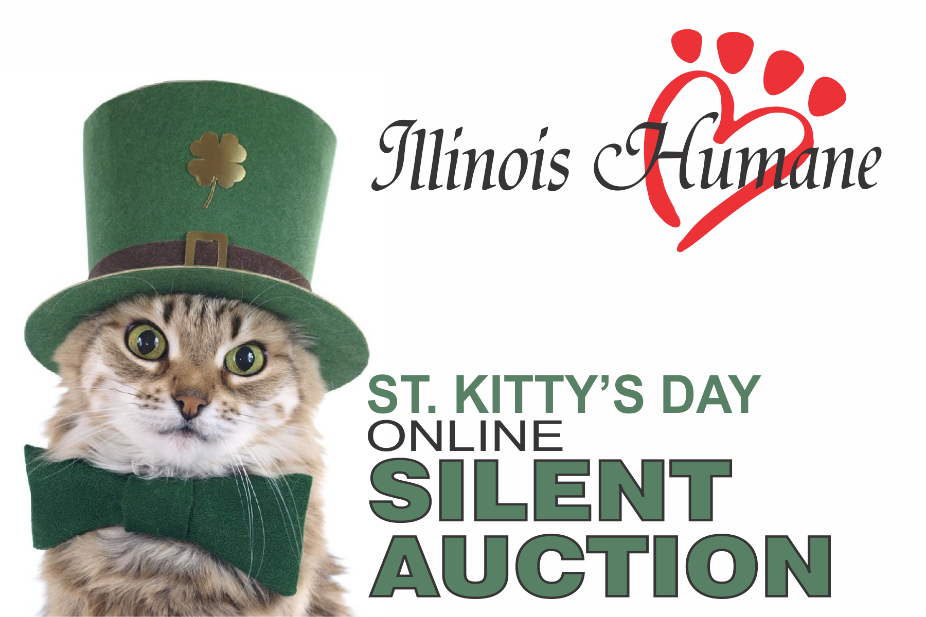 St. Kitty's Day Online Auction