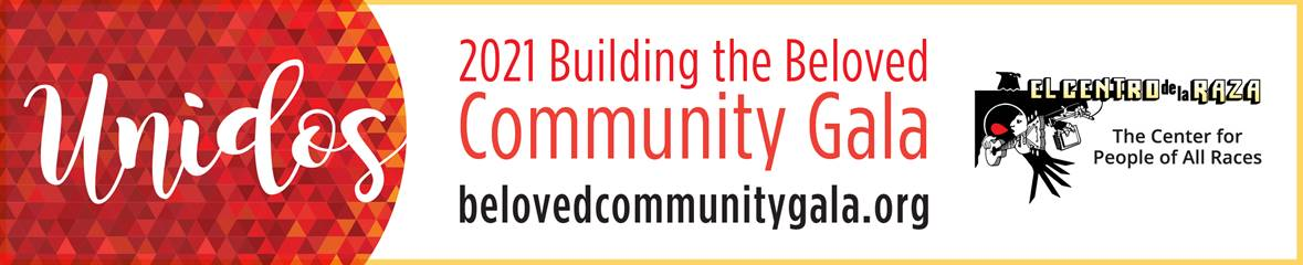 Building the Beloved Community Gala & Auction - 2021