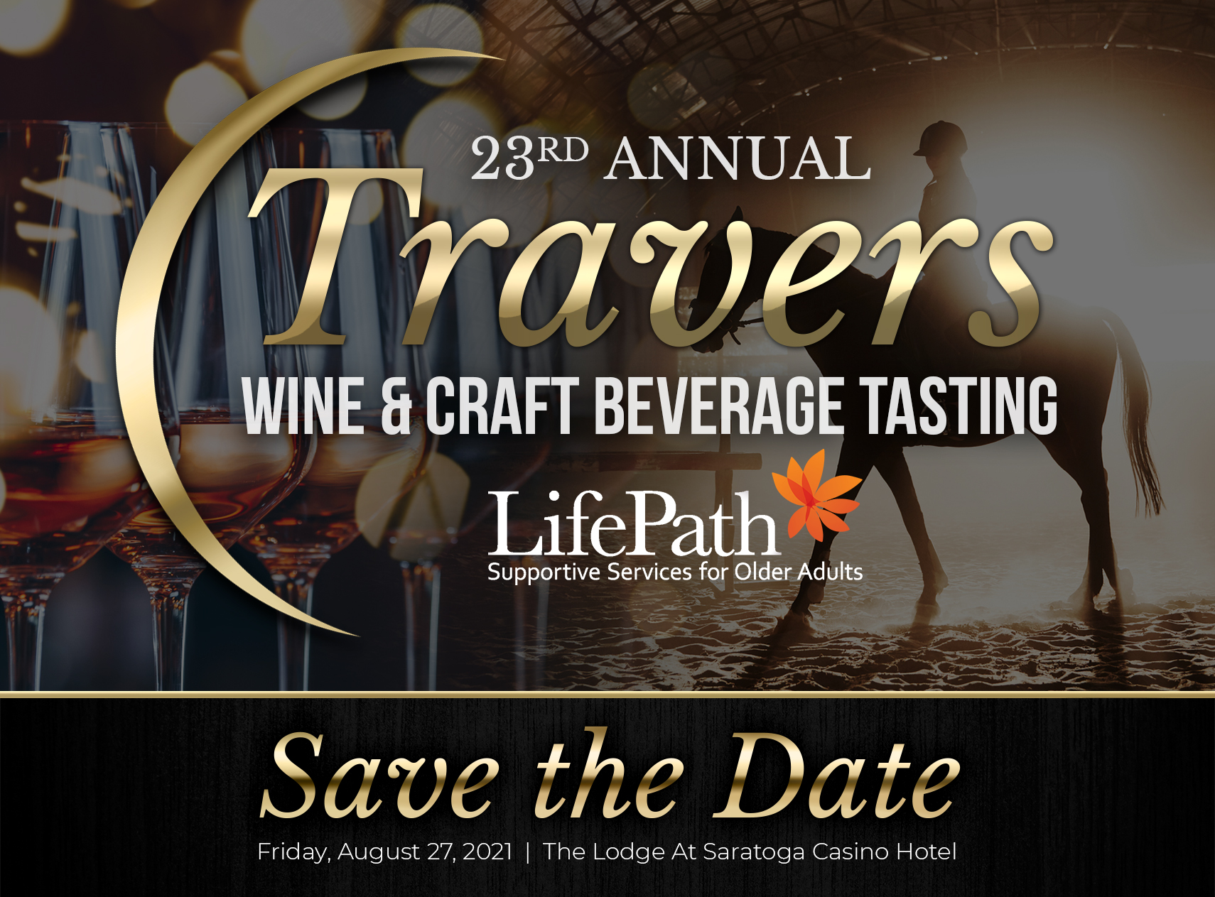 23rd Annual Wine & Craft Beverage Tasting Fundraising Event