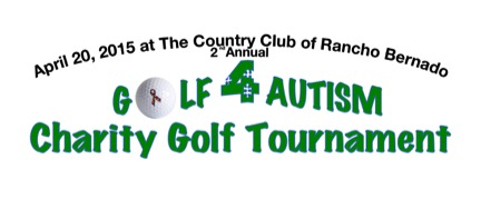 2nd Annual Golf FORE Autism Charity Golf Tournament