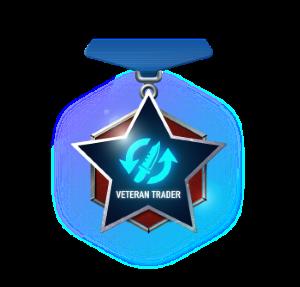 Veteran Trader Medal