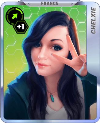 Chelxie (Growth rate): Common | Extra Card Factor