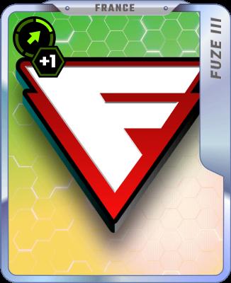 Fuze III (Growth rate): Common