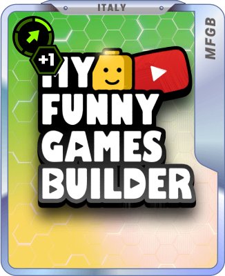 My Funny Games Builder (GrowthRate, Common) A0