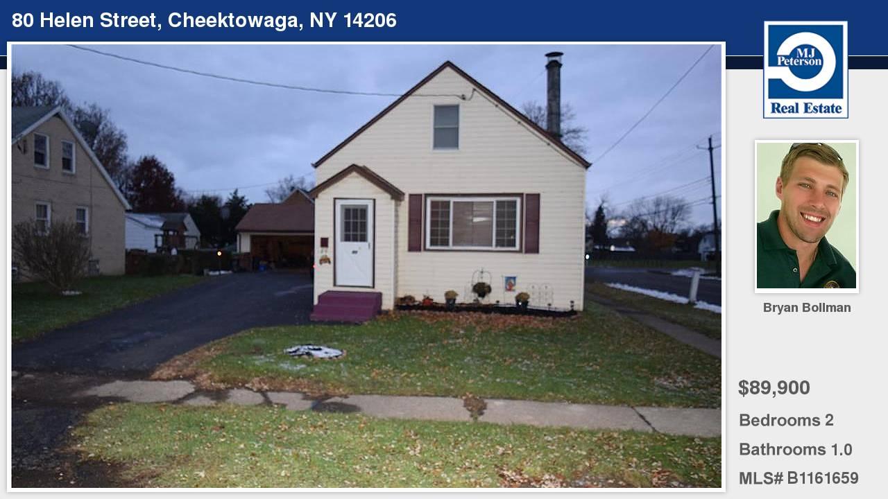 80 Helen Street Cheektowaga NY 14206
