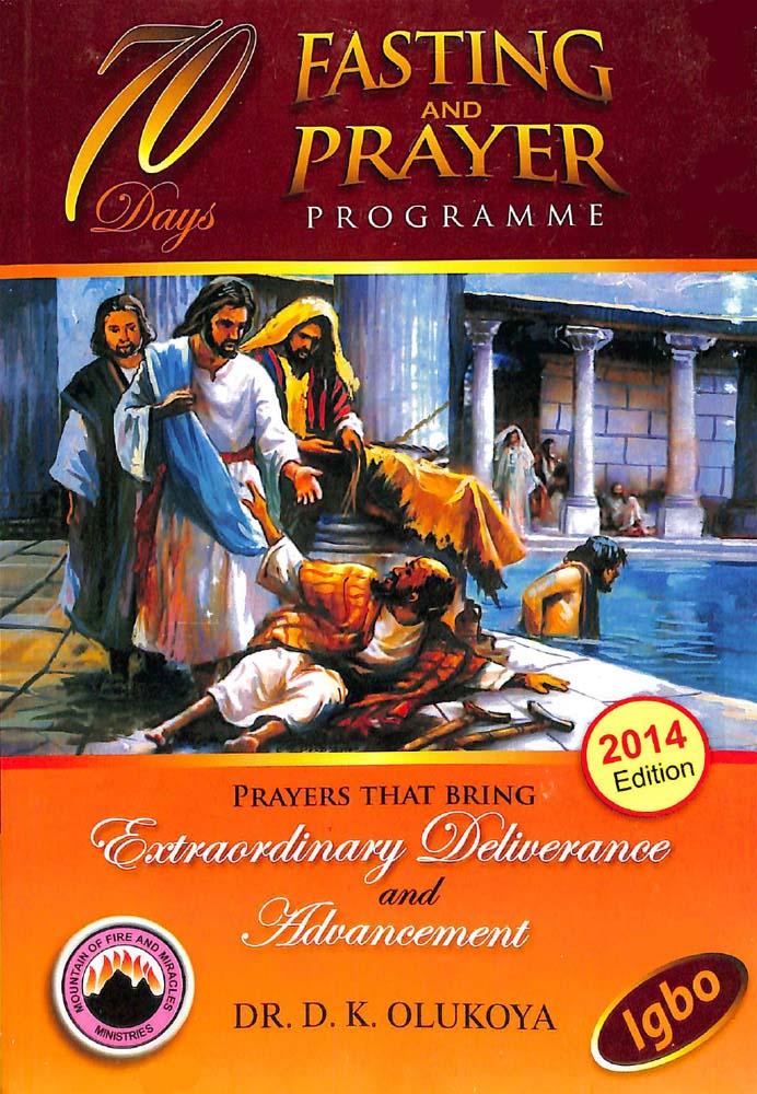 70 Days Fasting and Prayer 2014 IGBO Version