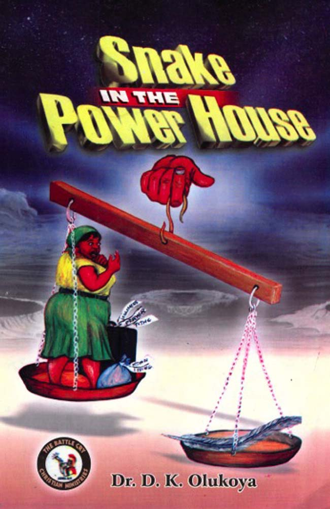 Snake in the Power House