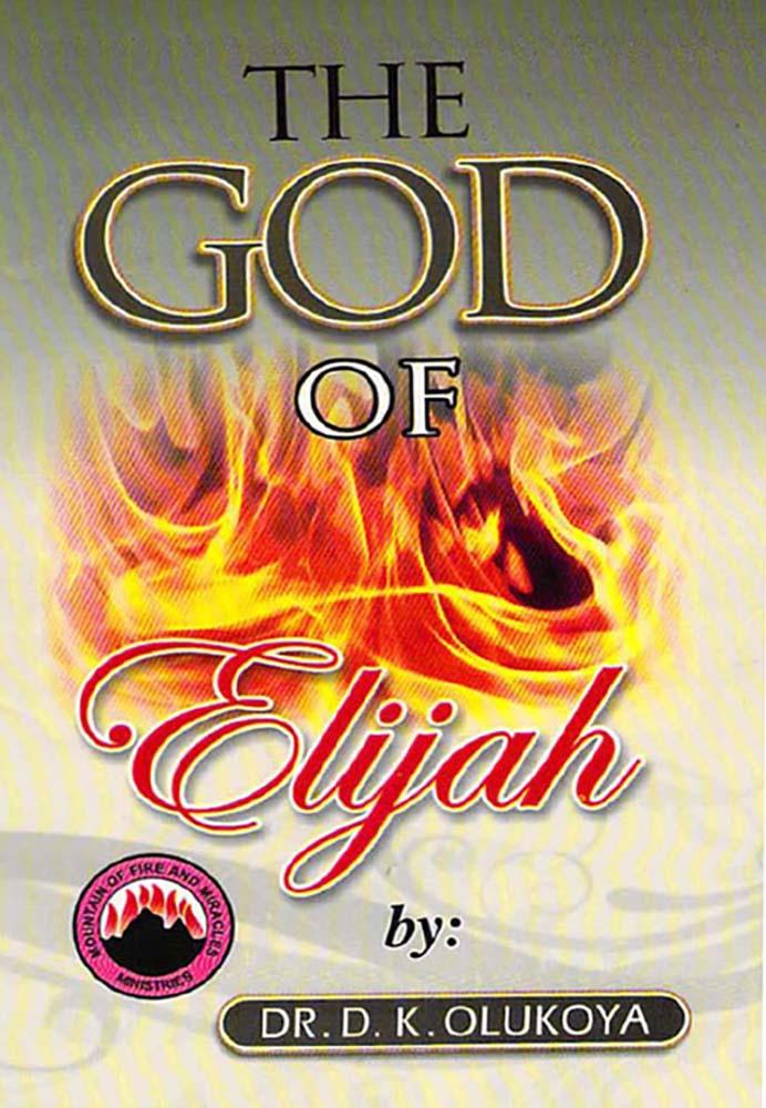 The God of Elijah