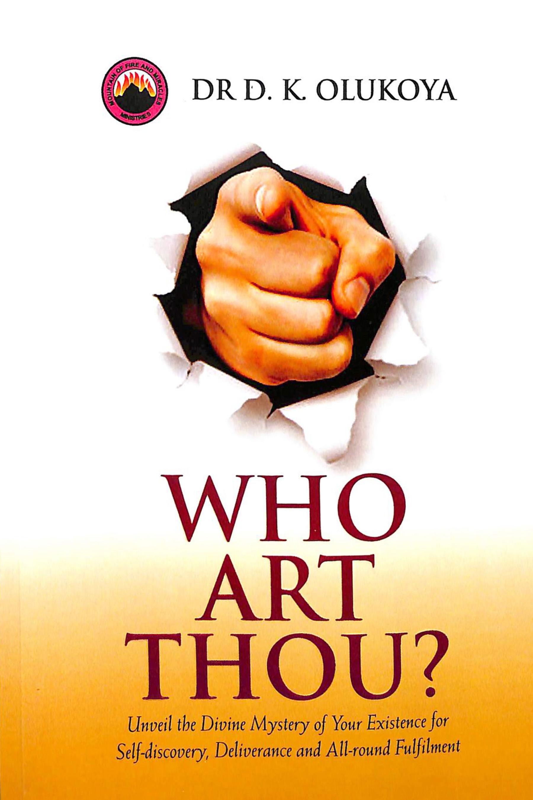 Who Art Thou?